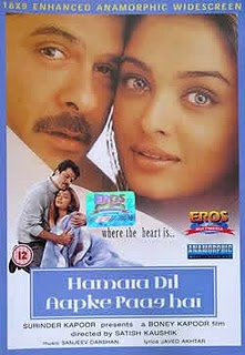 Hamara Dil Aapke Paas Hai (2000) hindi movie watch online