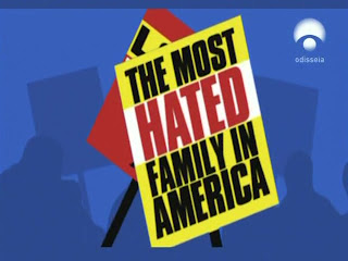Louis Theroux: La familia mas odiada de america