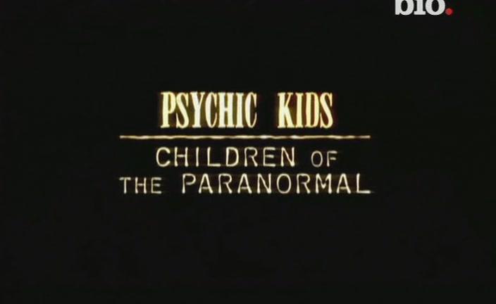 Niños con un sexto sentido (Todas las temporadas) (Documentales C.Biografía) (Español)