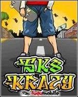 Sk8 Krazy Mobile Game