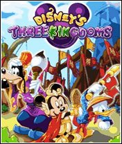 Disney Three Kingdoms Mobile Game