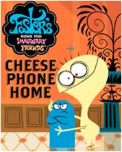 Foster's Home for Imaginary Friends: Cheese Phone Home Mobile Game