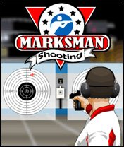 Marksman Shooting Mobile Java Action Game