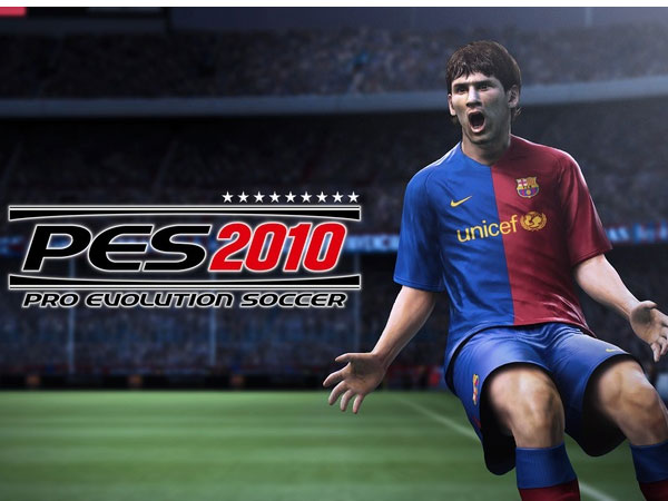 Pro Evolution Soccer 2010 Mobile Java Game