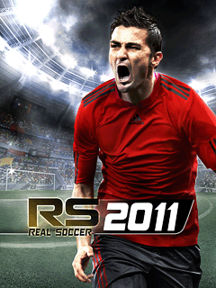 Download Gameloft Real football 2011 Mobile Game