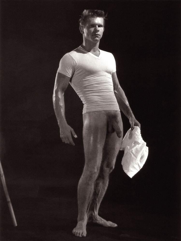 image Male models scott took a swift breather