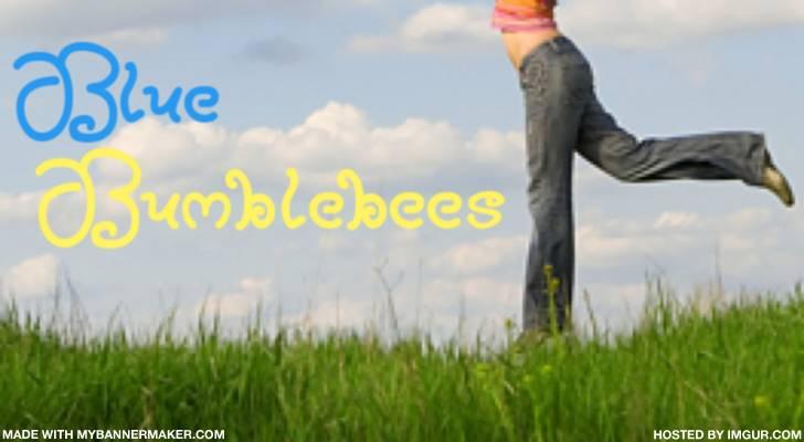 Blue Bumblebees