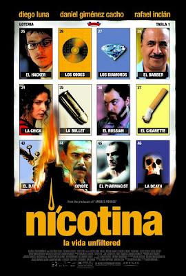 Nicotina Uma Noite de Puro Caos (Legendado)