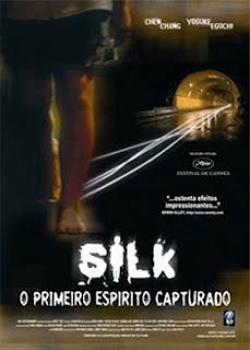 Filme Poster Silk - O Primeiro Espírito Capturado DVDRip RMVB Dublado