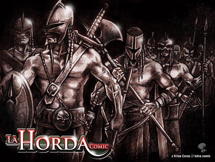 La Horda Comic