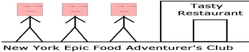New York Epic Food Adventurer's Club
