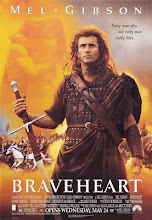 BRAVEHEART - With Mel Gibson, Sophie Marceau