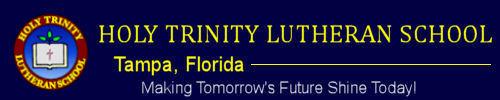 Holy Trinity Lutheran School News