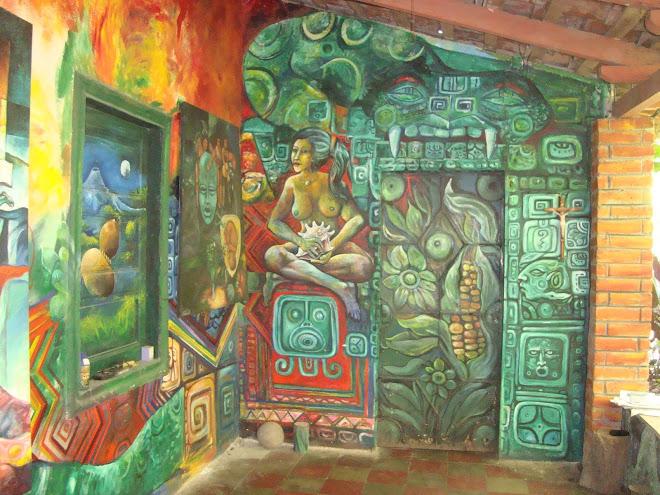 Mural de Álvaro Sermeño