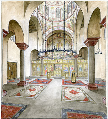 Interior Design Ideas Byzantine And Interior Designs