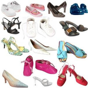 Clipart for Photoshop - Shoes