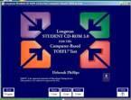 Longman Student CD3.0 for the Computer Based TOEFL Test
