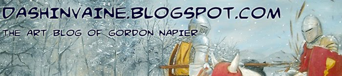 The Art Blog of Gordon Napier