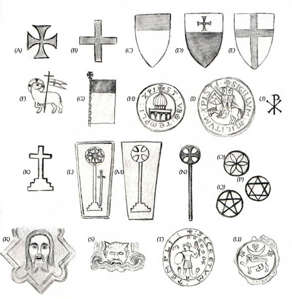 Crusade Symbols And Meanings