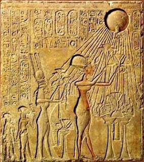 akenaten the hymn to the aten history essay Akhenaten (he who is of service to the aten or effective spirit of aten) furthermore, he apparently wrote a number of poems or hymns including the famous hymn to the aten thus it seems unlikely he was suffering from froehlich's syndrome.