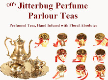 JITTERBUG PERFUME PARLOUR TEAS