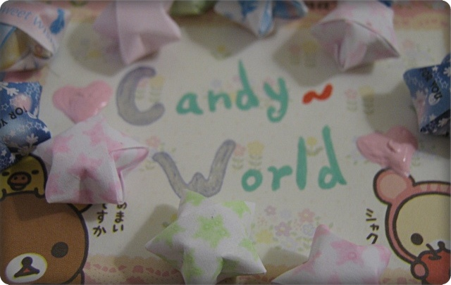 ♥ Candy~World ♥
