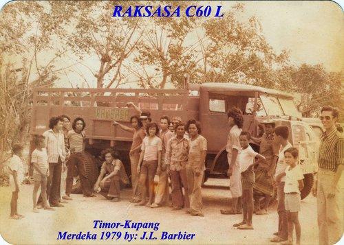 Kota Kupang tempo dulu