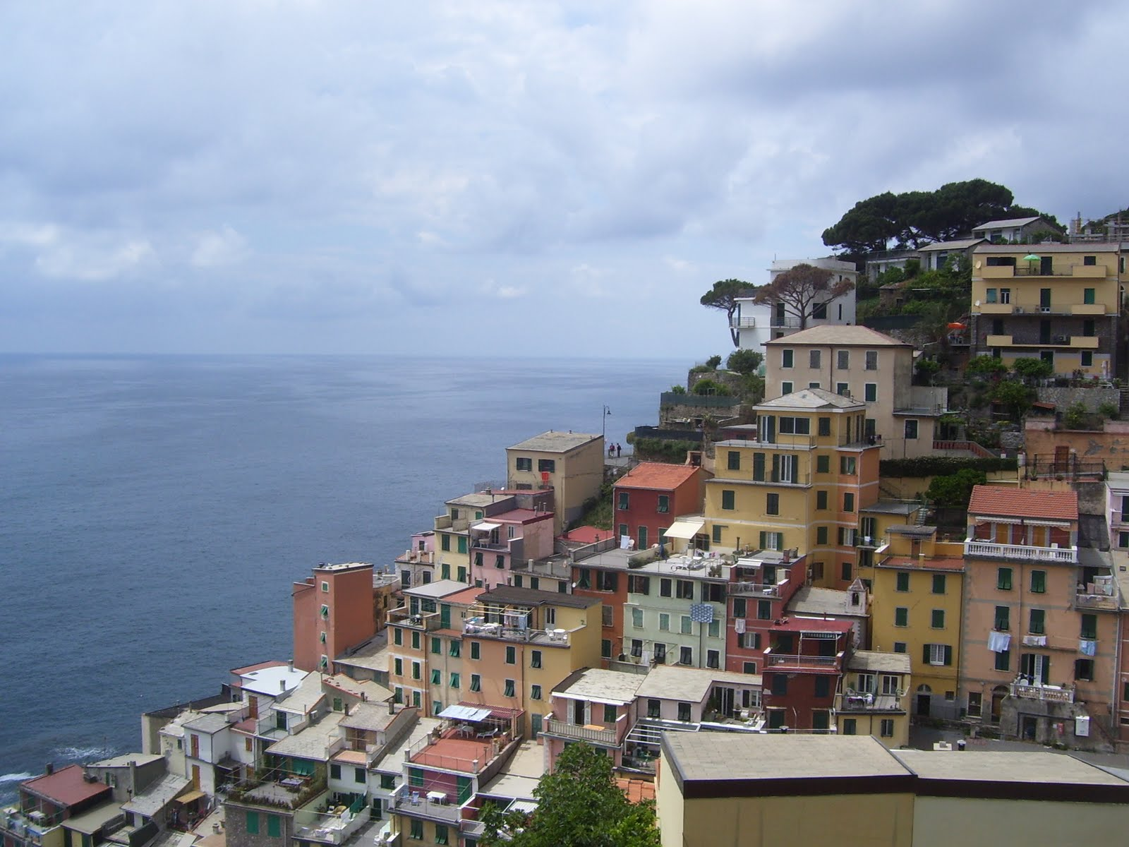 Leehols cinque terre 5 villages very idyllic for Hotels 5 terres