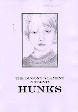 The Dugong's Lament Issue One: Hunks