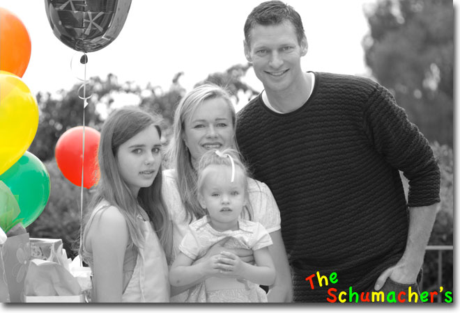 Meet the Schumacher's