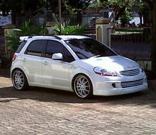 Suzuki X-Over tahun 2007