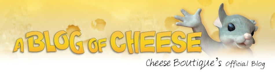 a Blog of Cheese