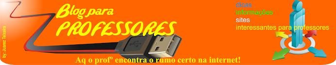 Blog para Professores - Portal da Informática Educativa