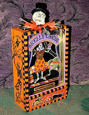 Skelly Music Box