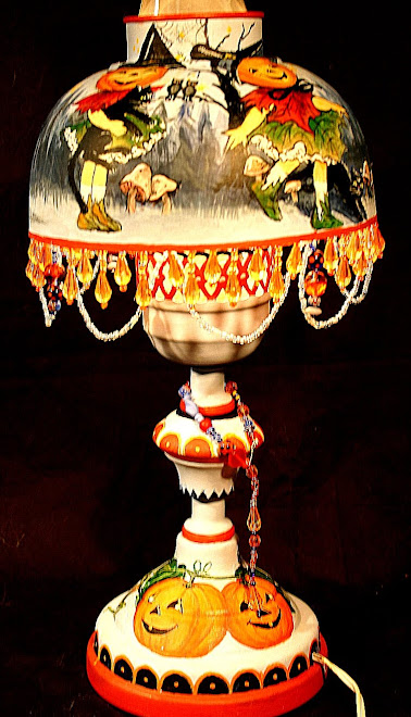 September Lamp