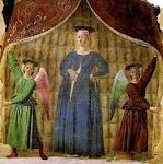 Pierro della Francesca - Madonna del Parto