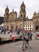 These pictures were taken in Bogota on Monday June 7th (it was a Holiday in . (bike masters bogota)
