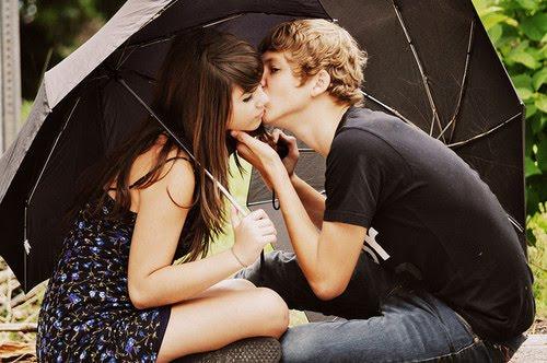 myloverider lovely kiss