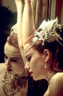 The Sparkling Diamond ~ Nicole Kidman in Moulin Rouge