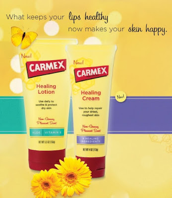 Carmex Lotion