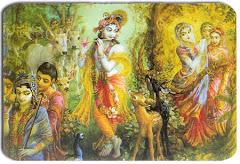 Govindam adi purusam tam aham bhajami