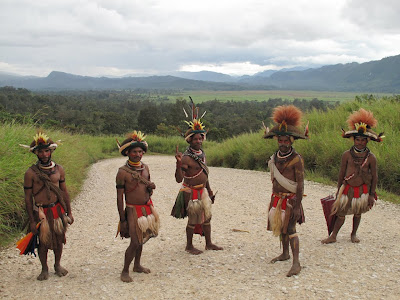 A Famous Person In Papua New Guinea