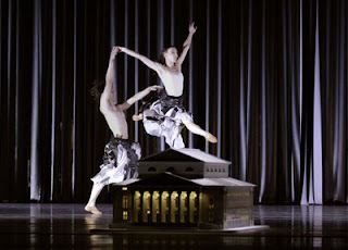 La m dula grupo de danza for Espectaculo artistico de caracter excepcional