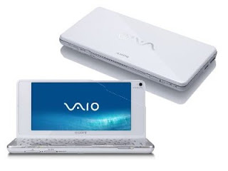 gadget and fun mini laptop computer  sony vaio is the