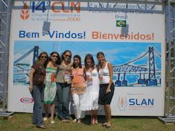 Projeto no Congresso da SLAN - 2006