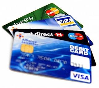 Kad Kredit Jerat Diri Dengan Hutang