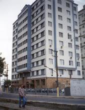 Edifício  Iguassú antes da restauração
