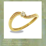 Anel de Ouro com a melhor qualidade e durabilidade.