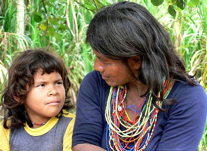 Culturas de Los Indigenas Los Indígenas en Colombia