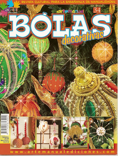 BOLAS DECORATIVAS